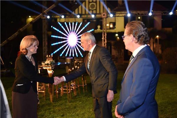 سفيرة بلجيكا:الشيكولاتة مجال مهم للتعاون مع مصر