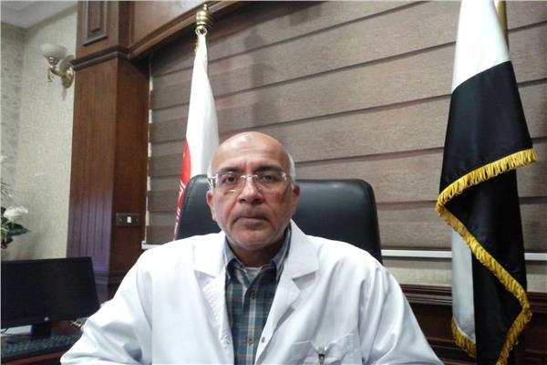 الدكتور محمد أسامة عميد معهد القلب