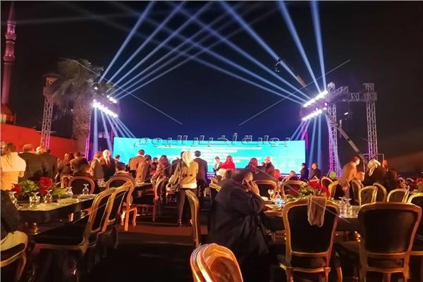 السياحة تنظم حفل عشاء لوزراء السياحة العرب بقلعة صلاح الدين
