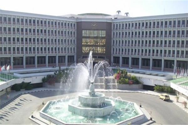 المبني الإداري لجامعة أسيوط