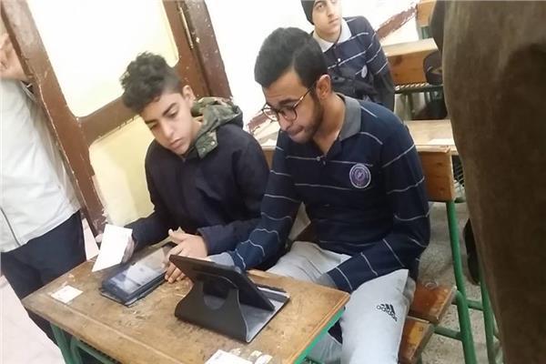 الإمتحان التجريبى للغة العربية