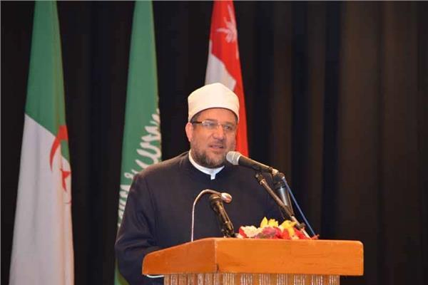 وزير الأوقاف: اللغة العربية ضرورة لفهم نصوص الكتاب والسنة
