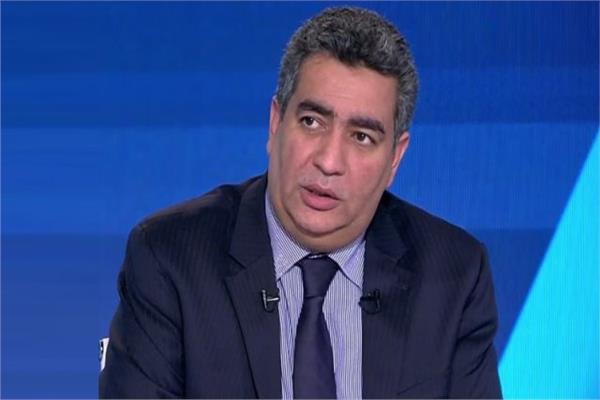 أحمد مجاهد عضو اتحاد الكرة المصري