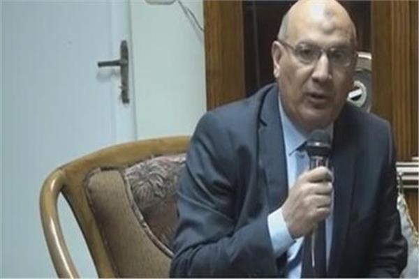 اللواء خالد عليوة رئيس الهيئة العامة لنقل الركاب بالإسكندرية