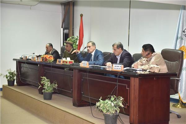 اجتماع تنسيق احتفالات العيد القومي