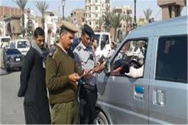 مدير امن مطروح يطالب بتكثيف الحملات الأمنية