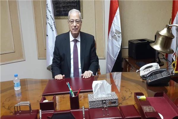 المستشار حسن شلال نائب رئيس مجلس الدولة