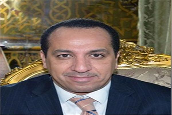 رئيس قطاع مكتب الوزير اللواء عمرو فاروق شكري