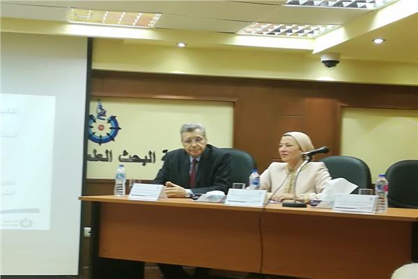 وزيرة البيئة: تحقيق التنمية المستدامة  مسئولية مشتركة بين كافة الجهات