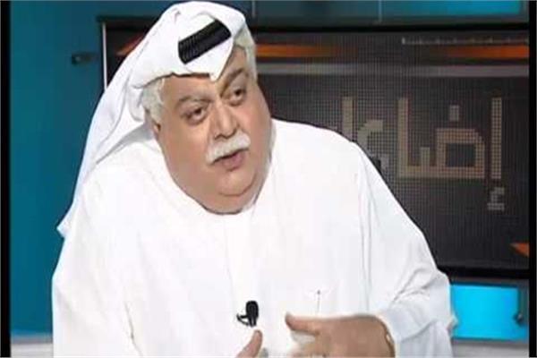 الكاتب الصحفي الكويتي، فؤاد الهاشم