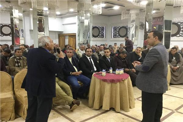 """""""آداب المنيا"""" تنظم حفلًا لتنصيب اتحاد طلابها"""