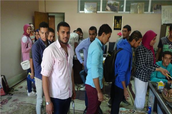 """محافظ المنيا يبحث مع مدير التدريب """"بالجايكا"""" دعم الفرص التعليمية"""