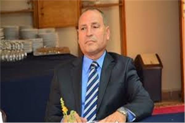 المهندس ابراهيم صابر نائب محافظ القاهرة