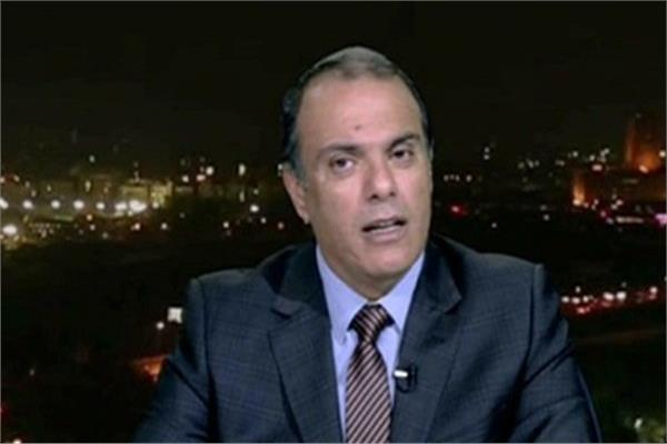 النائب تامر الشهاوى عضو لجنة الدفاع