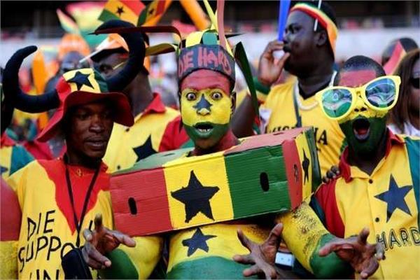 الجماهير الأفريقية