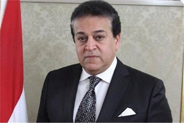 وزير التعليم العالي د. خالد عبد العفار