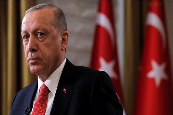 الرئيس التركي أوردغان