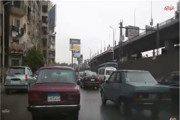 شلل مروري في نفق غمرة بسبب الأمطار
