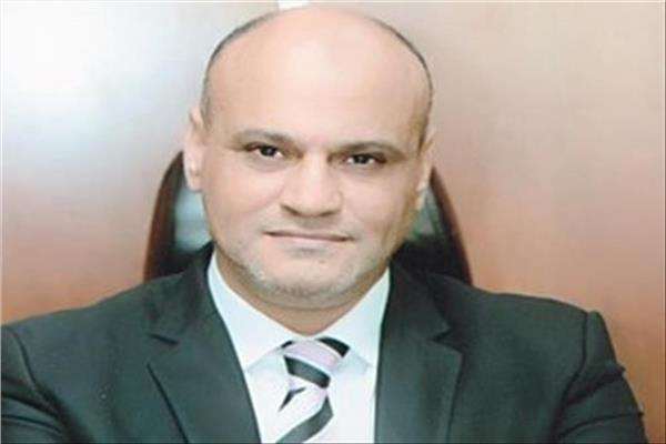 الكاتب الصحفي خالد ميري - رئيس تحرير جريدة «الأخبار»