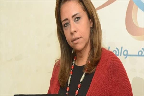 الدكتورة إنجي مشهور مستشار وزير التعليم لذوي الاحتياجات الخاصة