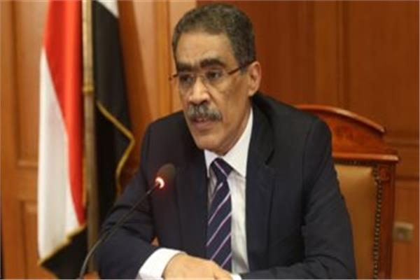 الكاتب الصحفي ضياء رشوان رئيس الهيئة العامة للاستعلامات