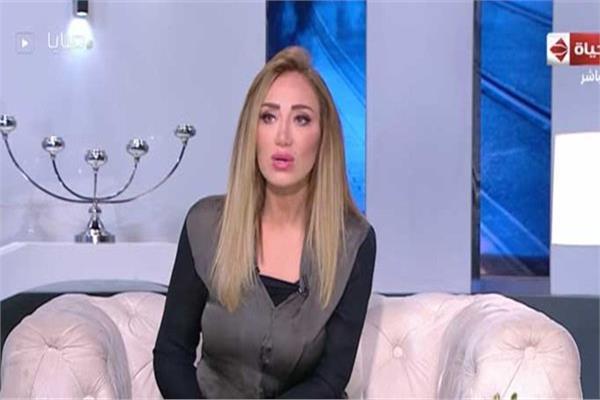 """الإعلامية ريهام سعيد، ببرنامجها """"صبايا"""" المذاع على شاشة """"الحياة"""""""