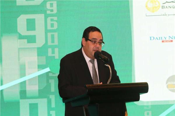 محسن عادل رئيس الهيئة العامة للاستثمار والمناطق الحرة