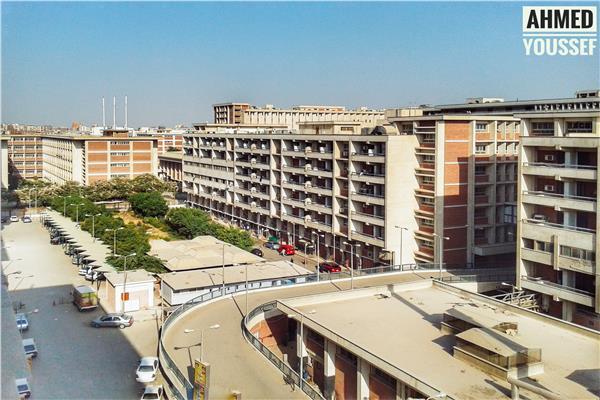 مستشفيات جامعية أسيوط