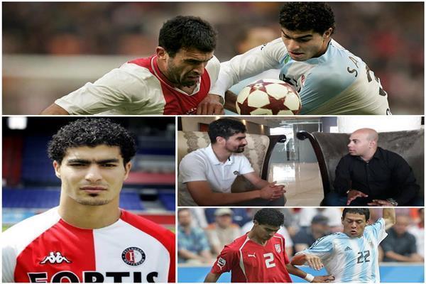 كريم سعيدي نجم تونس وفينورد الهولندي السابق