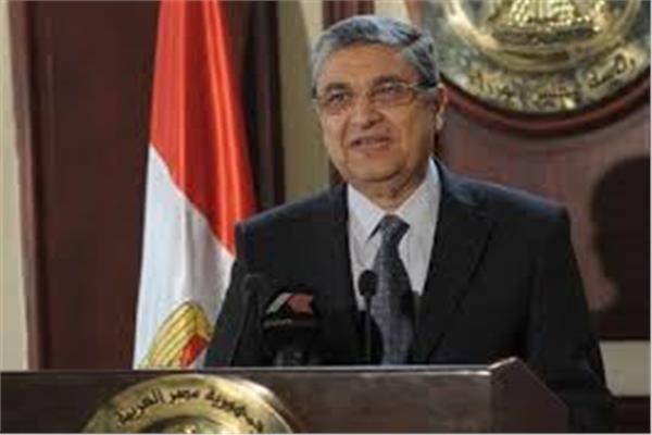وزير الكهرباء والطاقة د.محمد شاكر