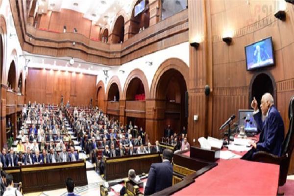 اجتماع اللجنة التشريعية بالنواب