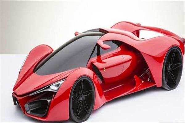 السيارة الجديدة الفيراري « بي 80 سي»