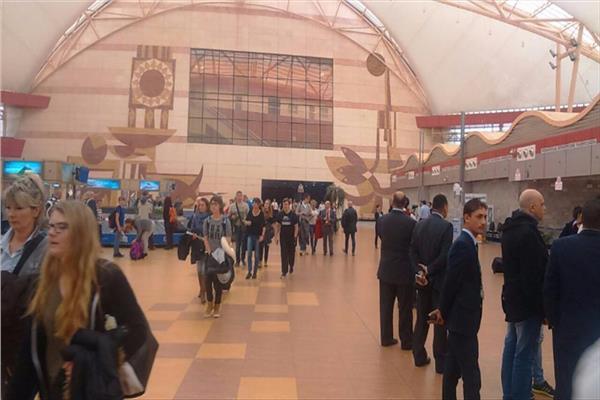 مطار شرم الشيخ - صورة أرشيفية
