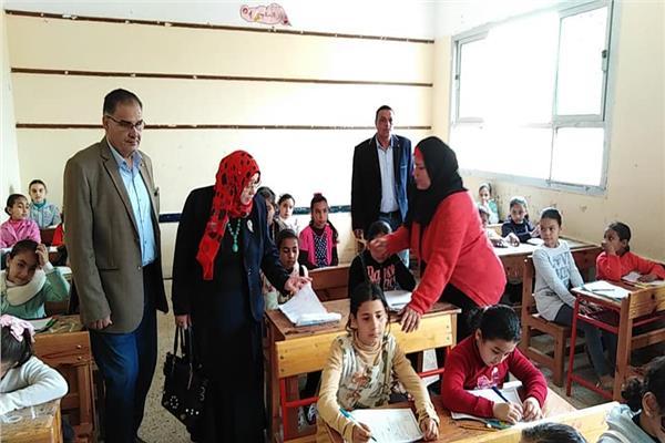 42 الف طالب وطالبة ادوا امتحانات صفوف النقل في شمال سيناء