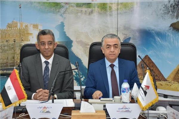 زياد عبدالتواب، رئيس مركز المعلومات ودعم اتخاذ القرار