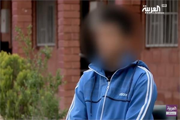"""أحد الأطفال الذين نجوا من تنظيم """"داعش الإرهابي"""""""