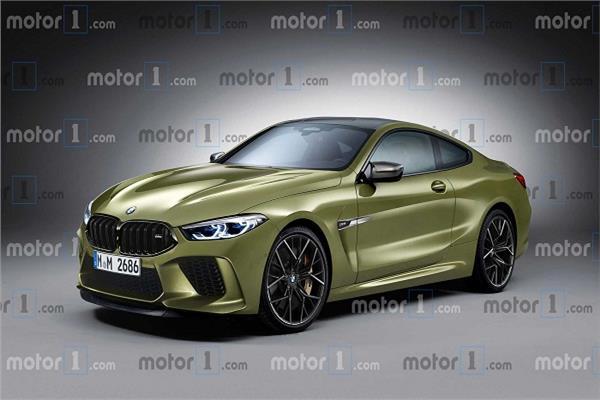 سيارة 8–BMW M8