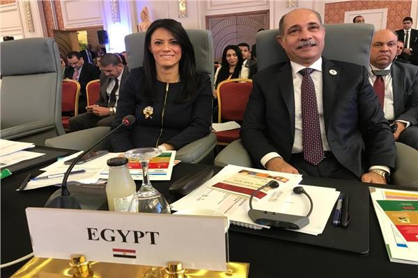 وزيرة السياحة تشارك في افتتاح الاجتماع الوزاري للاتحاد الأفريقي