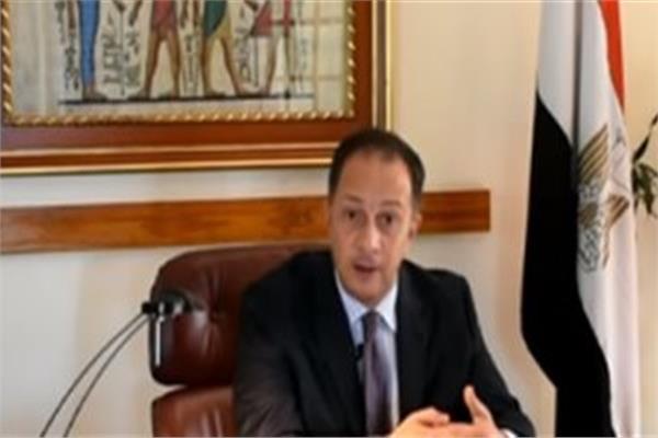 شريف عيسى، سفير مصر بجنوب أفريقيا