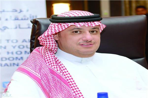 طلال ال الشيخ مستشار رئيس الاتحاد العربي لكرة القدم