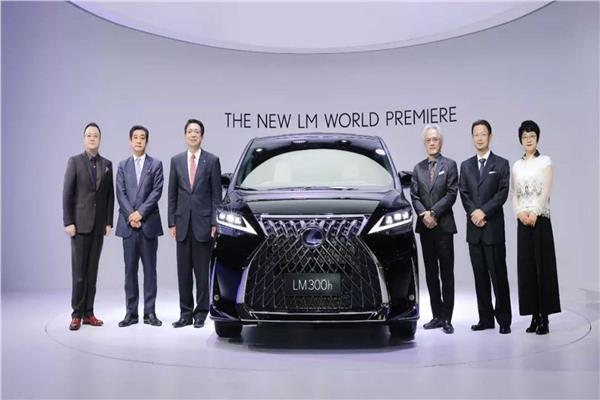 السيارة لكرز طراز LM الجديد