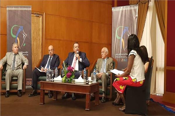 الدكتور محمد سعد الدين رئيساً لمنتدى الاستثمار المصري الإفريقي