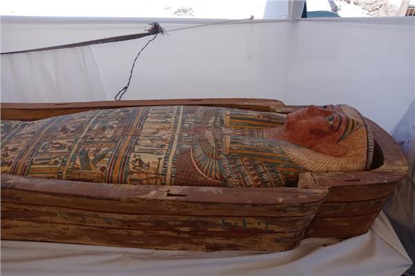 مقبرة روي بذراع ابو النجا بالاقصر