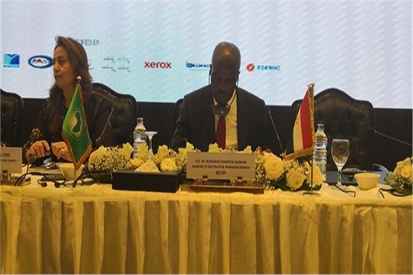 وزير الطاقة بدولة ليسوتو والنائب الأول لرئيس اللجنة الفنية للاتحاد الإفريقي للنقل