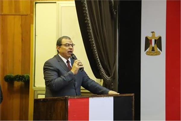 وزير القوي العاملة: مستقبل واعد لمصر والتحام العمال والشباب لتنفيذ خطة التنمية