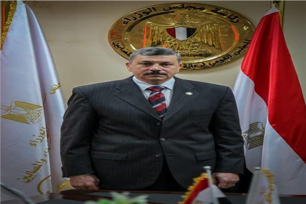 اللواء ا.ح.محمد المنعم الأمين العام للمجلس القومي لرعاية أسر الشهداء والمصابين