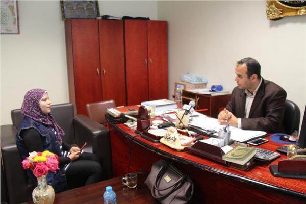 مدير معهد وردان يتحدث لمحررة «بوابة أخبار اليوم»