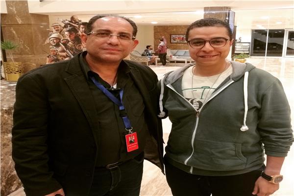 الدكتور خالد عبدالجليل خلال حواره مع بوابة أخبار اليوم
