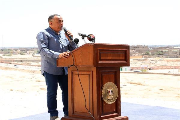 الدكتور مصطفى وزيري الامين العام للمجلس الاعلى للاثار