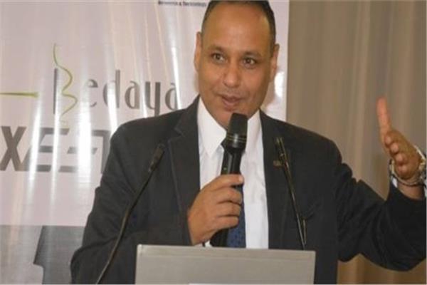 د. محمود صقر رئيس أكاديمية البحث العلمي والتكنولوجيا